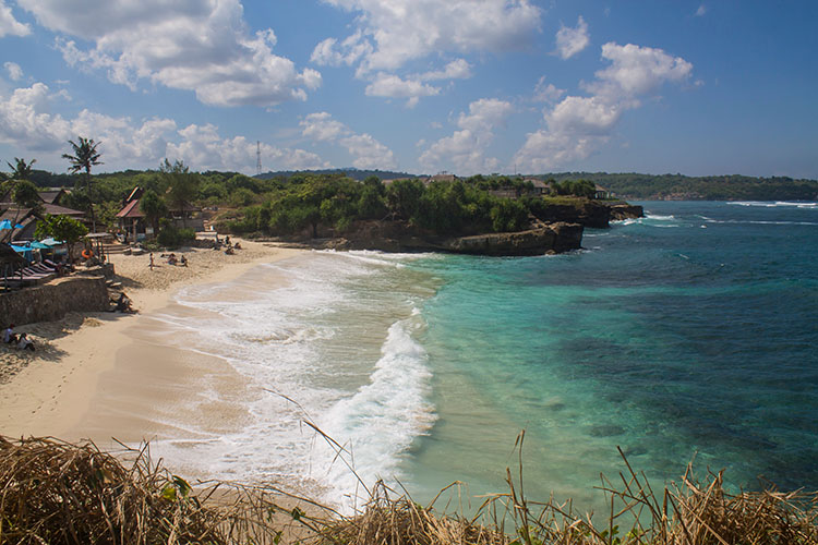 Dream Beach, Nusa Lembongan, Indonesia