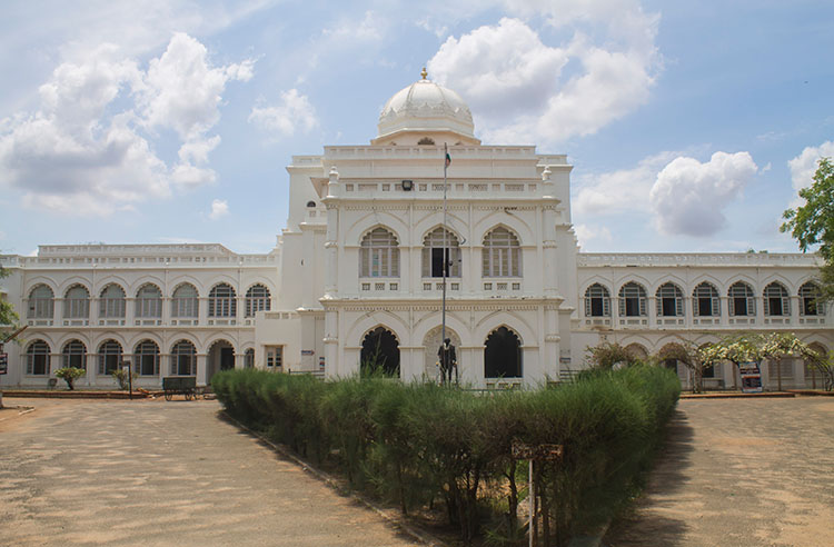 The Gandhi Museum, one of the best things to do in Madurai, India