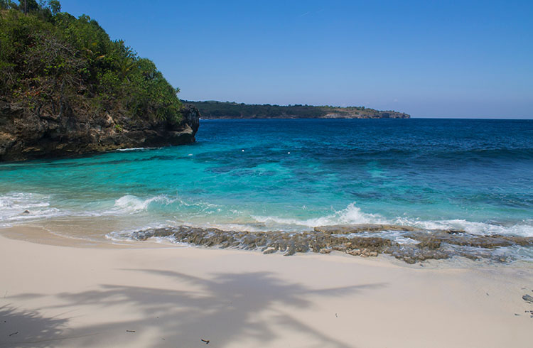 Secret Beach, Nusa Ceningan, Indonesia