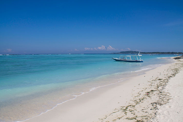 The best beaches on Gili Air, Indonesia
