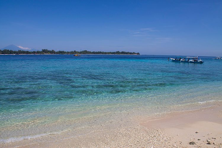 Best Beaches In Gili Island Blog