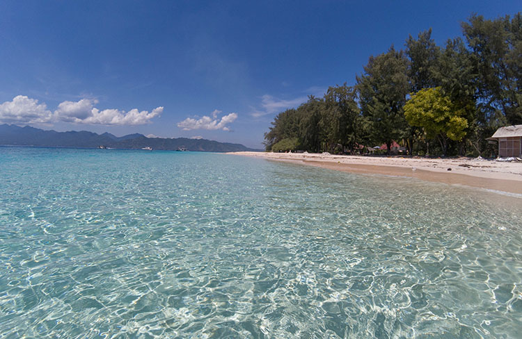 Gili Islands -- the perfect place to visit on a Bali honeymoon