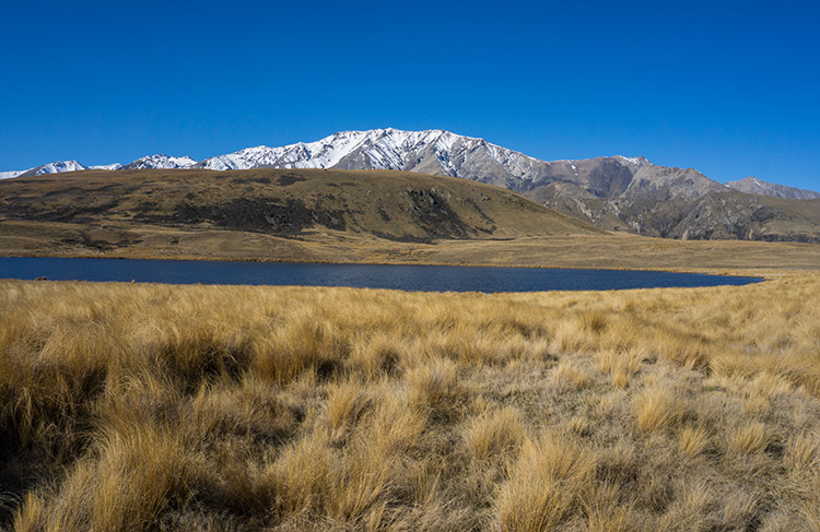 Two week New Zealand itinerary: Ashburton Lakes
