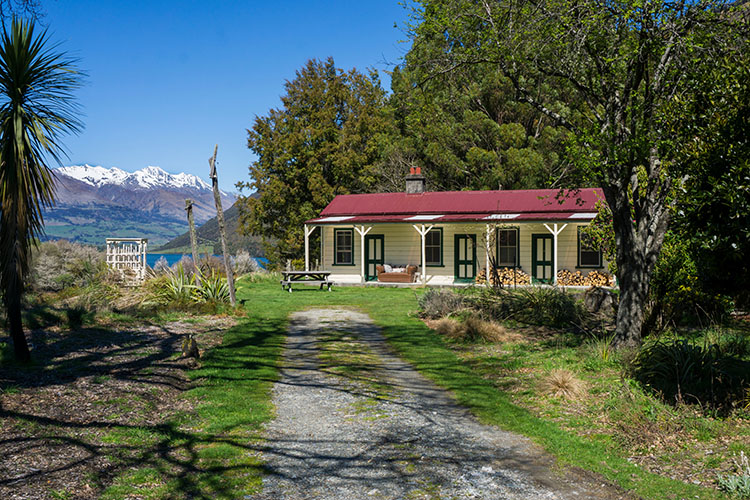 Paradise Homestead, New Zealand