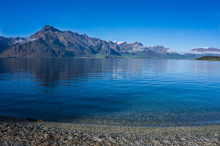 Wilson Bay, Queenstown