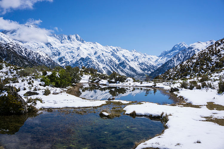 Two week New Zealand itinerary: Red Tarns