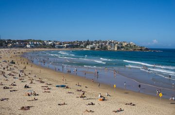The coastal hike from Bondi to Coogee, Sydney, Australia