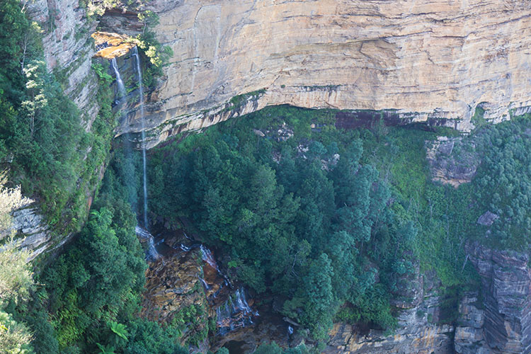 Katoomba Falls, Blue Mountains, Australia