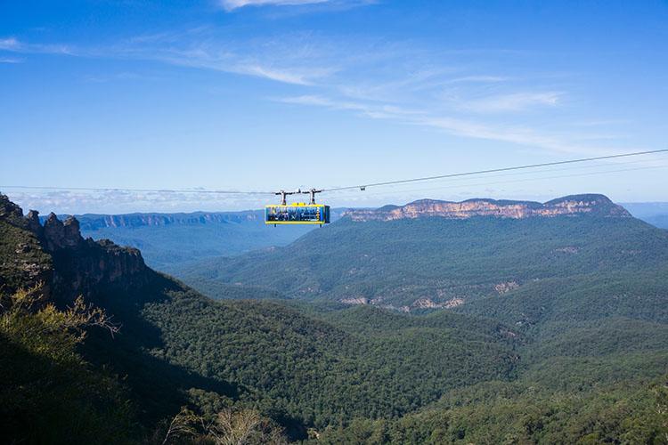 Scenic World, Katoomba, Australia