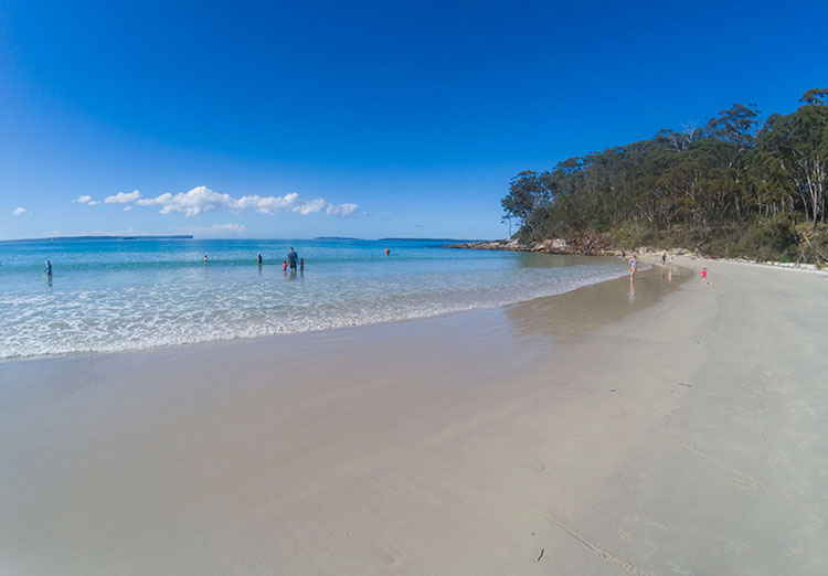 Blenheim Beach, Jervis Bay, Australia