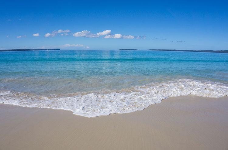 Nelsons Beach, Jervis Bay, Australia