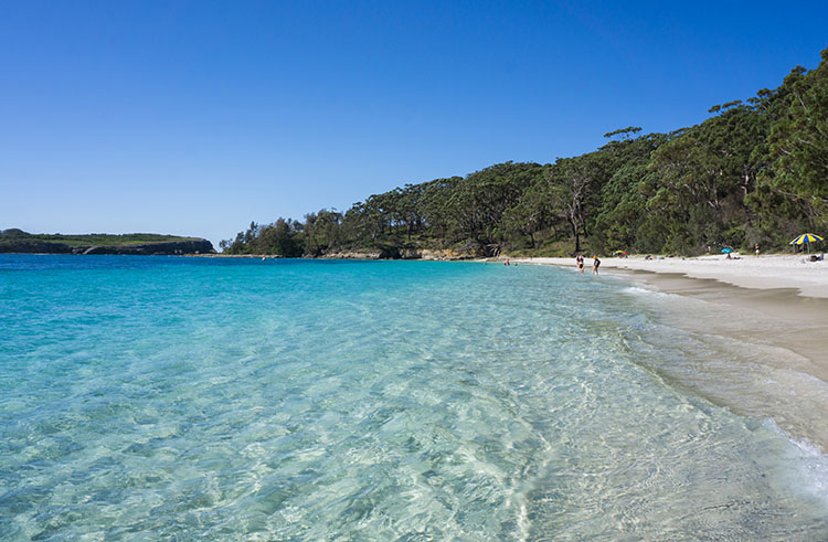 Murrays Beach, Booderee National Park, Australia