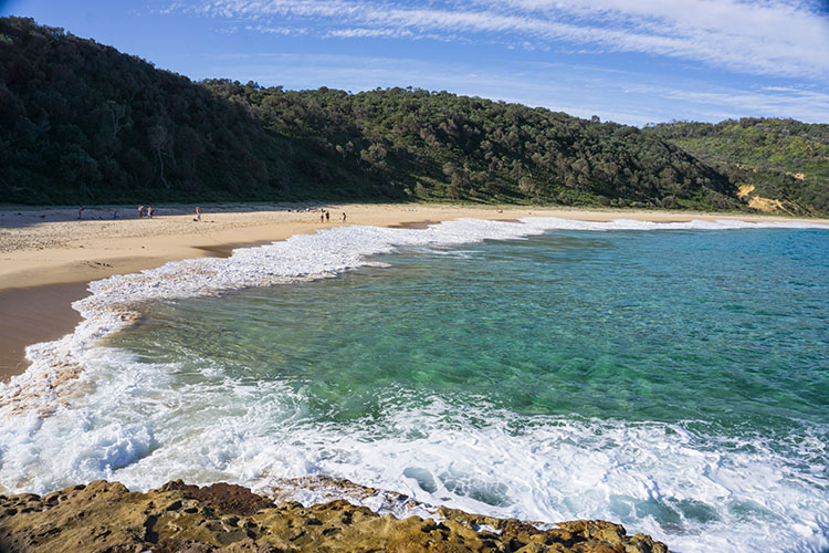 Steamers Beach, Booderee National Park, Australia
