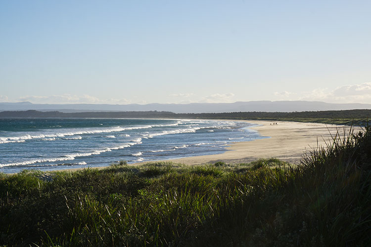 Bherwerre Beach, Booderee National Park, Australia