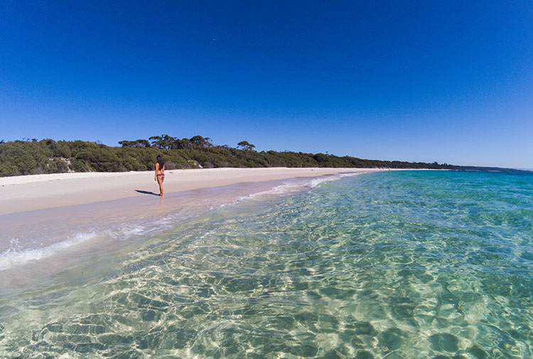 Iluka Beach, Booderee National Park, Australia