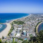 Hiking to the Top of Mount Maunganui, New Zealand