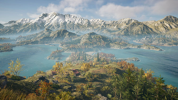 10 PS4 Games to Play if You Miss Travelling